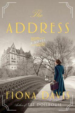 Book Cover - The Address by Fiona Davis