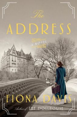 Book Cover - The Address by Fiona Davis