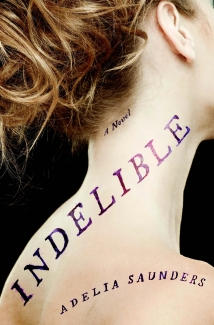 Book Cover - Indelible by Adelia Saunders