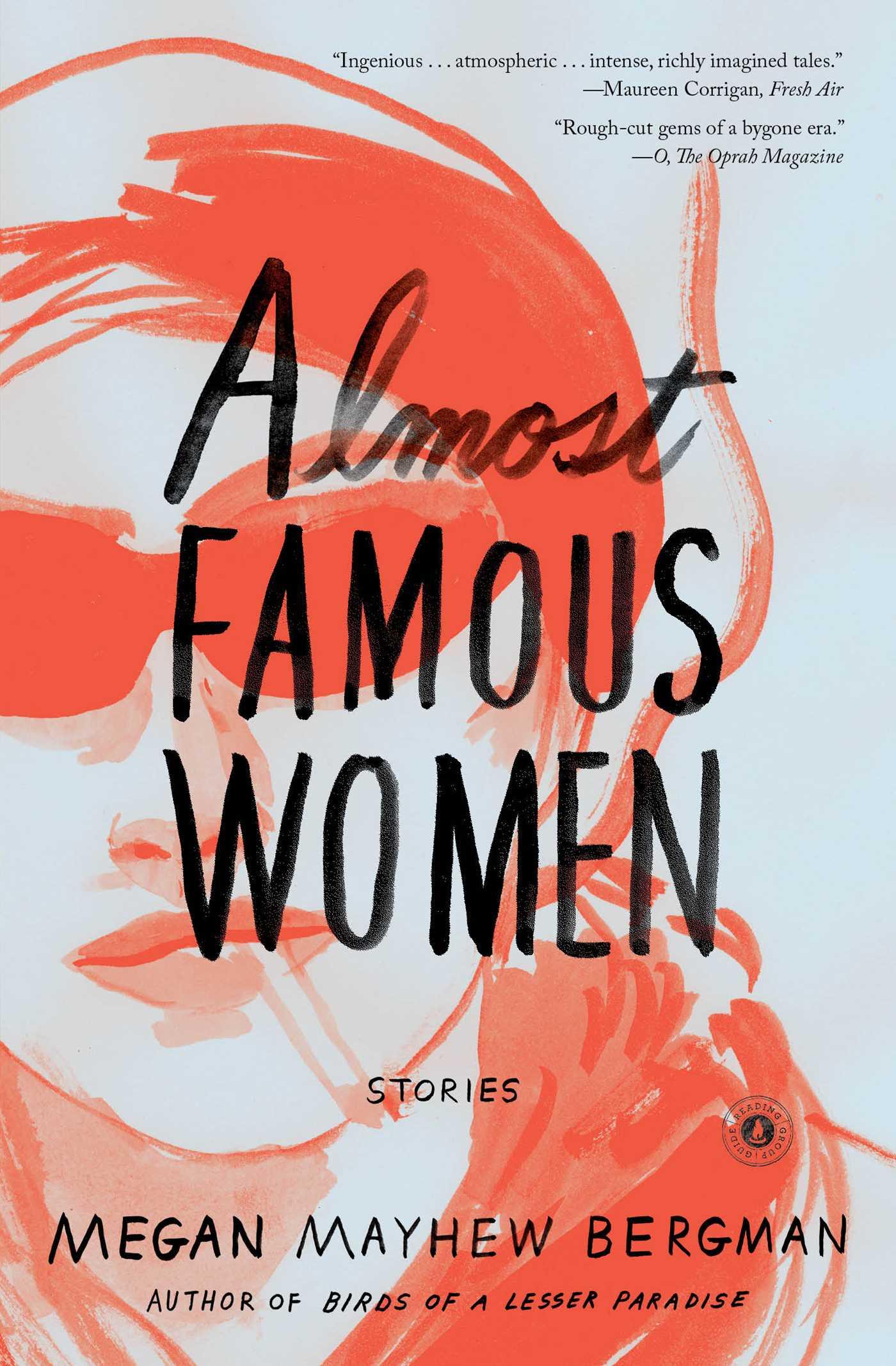 Book Cover - Almost Famous Women by Megan Mayhew Bergman
