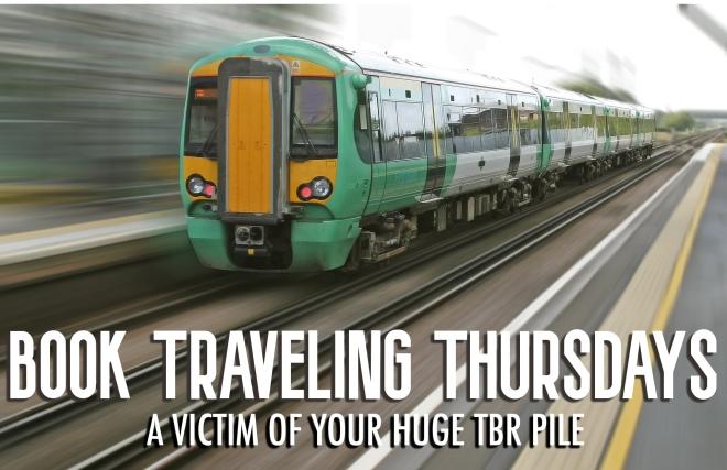 Book Traveling Thursdays - A Victim of Your Huge TBR Pile