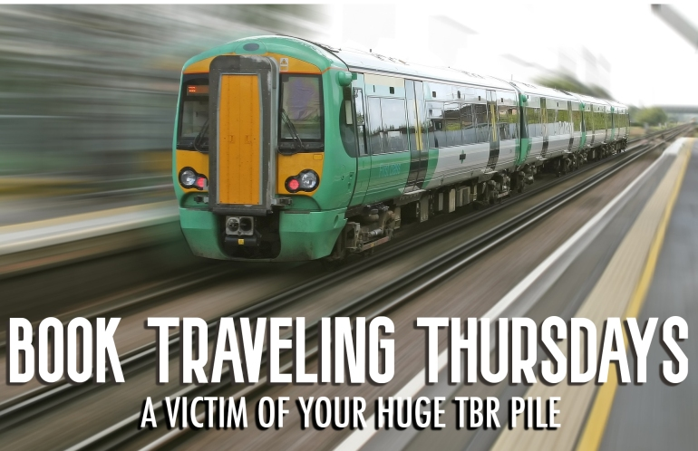 Book Traveling Thursdays - A Victim of Your Huge TBR Pile