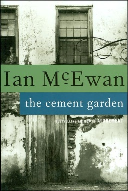 Book Cover - The Cement Garden by Ian McEwan