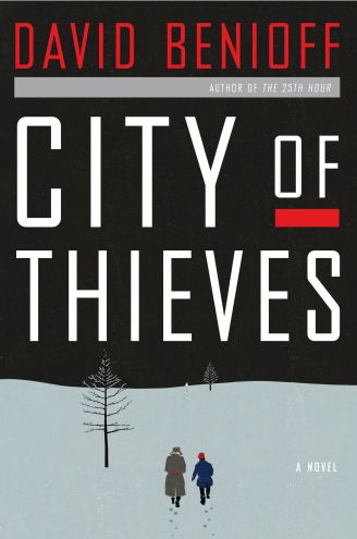 Book Cover - City of Thieves by David Benioff