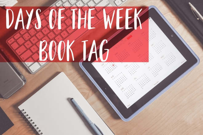 Days of the Week Book Tag