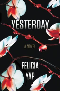 Book Cover - Yesterday by Felicia Yap