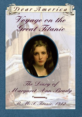 Book Cover - Voyage on the Great Titanic (Book Cover)