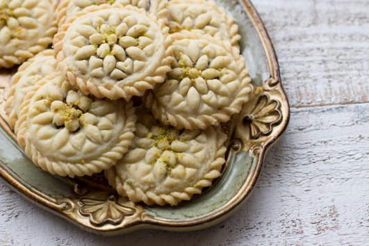 The Pastry Book Tag - Kolompeh - Iranian Pastry