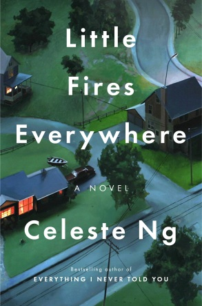 Book Cover - Little Fires Everywhere by Celeste Ng