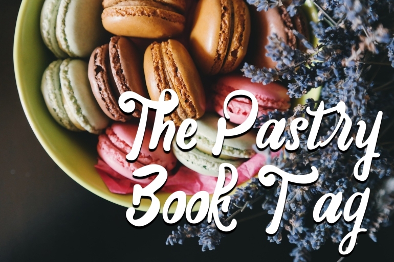 Pastry Book Tag