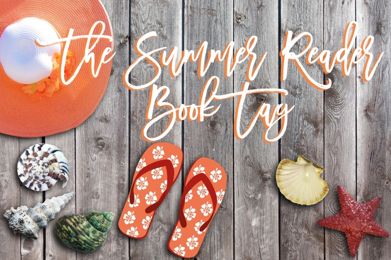 Summer Reader Book Tag