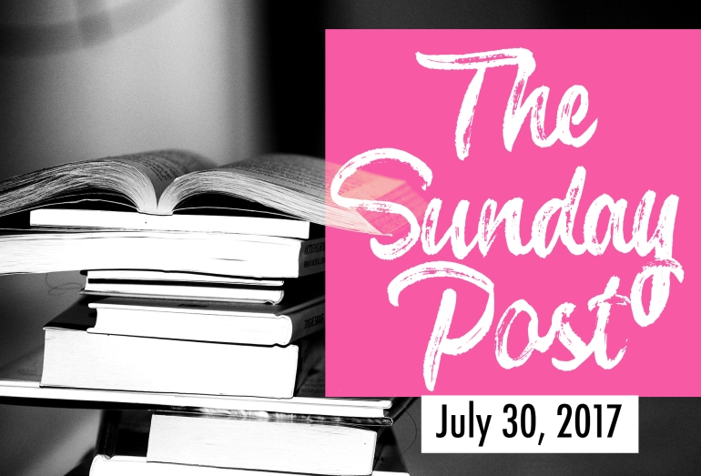 Sunday Post - 7-30-2017