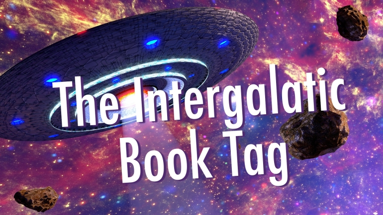 The Intergalactic Book Tag