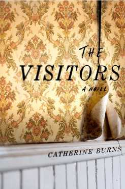 The Visitors by Catherine Burns Book Cover