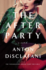 Book Cover - The After Party by Anton DiSclafani