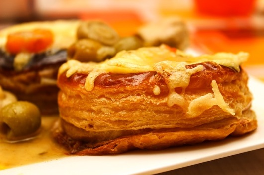 The Pastry Book Tag - Vol-Au-Vent - French Pastry