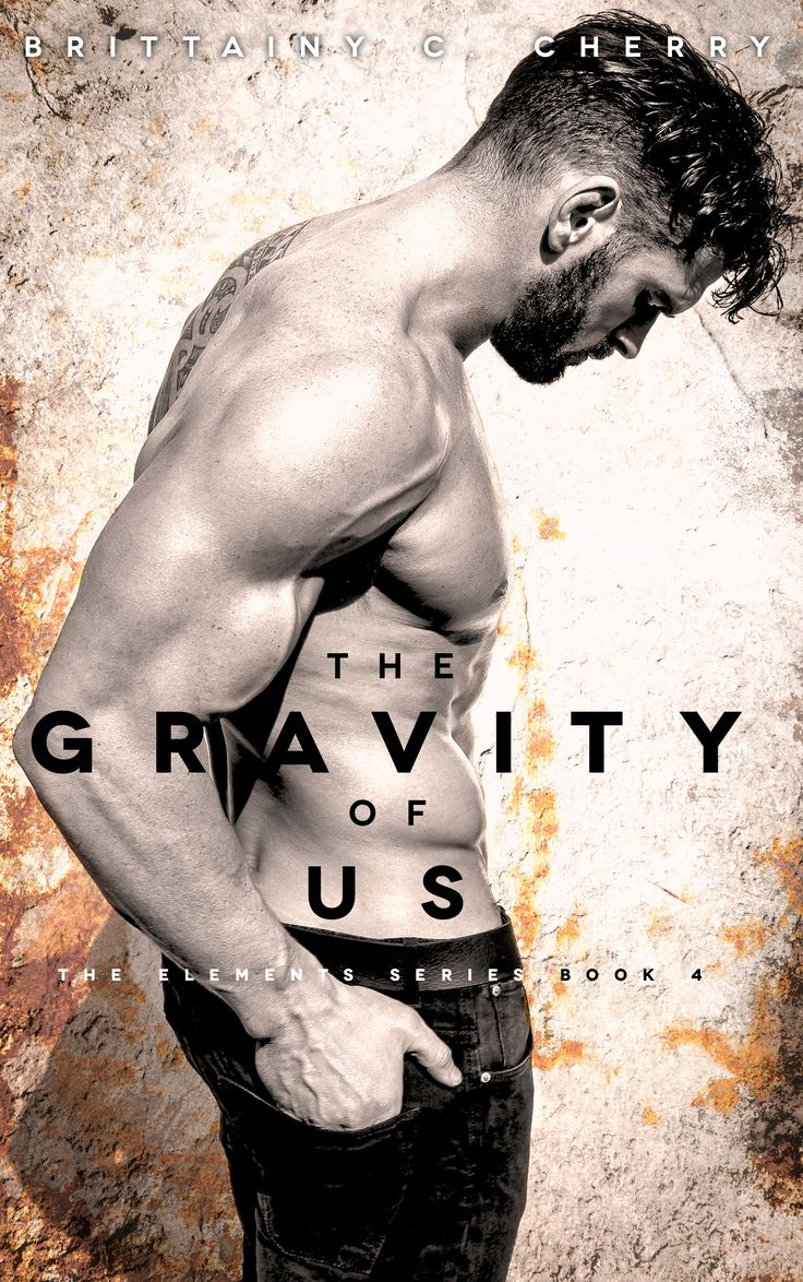 Book Cover - Gravity of Us by Brittainy C. Cherry