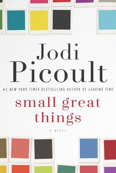 Book Cover - Small Great Things by Jodi Picoult