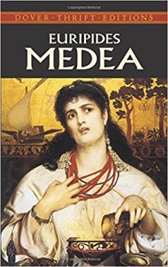 Book Cover - Medea by Euripides