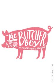 Book Cover - The Butcher Boy by Patrick McCabe