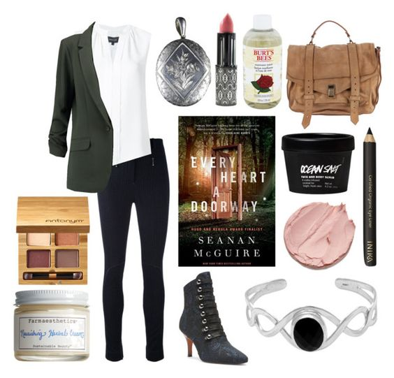 Book Style - Every Heart a Doorway by Seanan McGuire - Jack