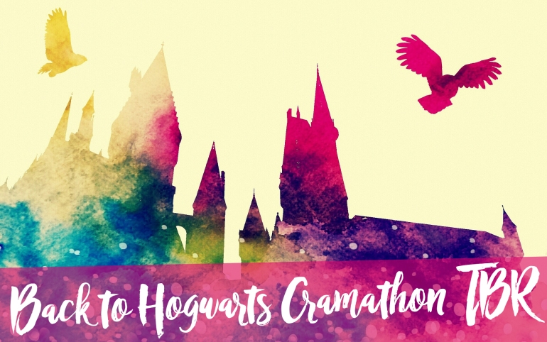 Back to Hogwarts Cramathon TBR