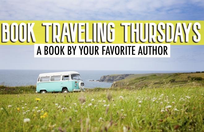 Book Traveling Thursdays -Favorite Author