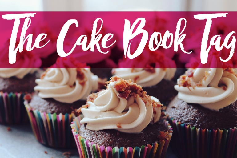 Cake Book Tag