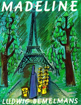 Book Cover - Madeline by Ludwig Belemans