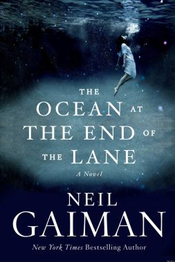The Ocean at the End of the Lane by Neil Gaiman Book Cover