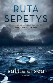 Salt to the Sea by Ruta Sepetys Book Cover