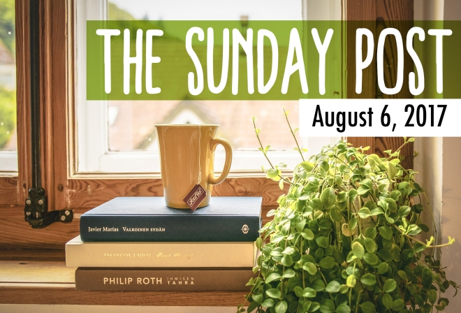 Sunday Post - 8-7-2017