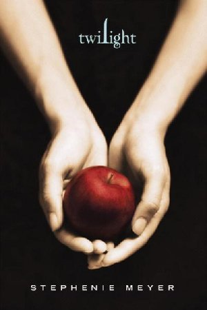 Book Cover - Twilight by Stephanie Meyer