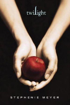 Book Cover - Twilight by Stephanie Meyer