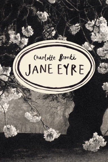 Book Cover - Jane Eyre by Charlotte Bronte