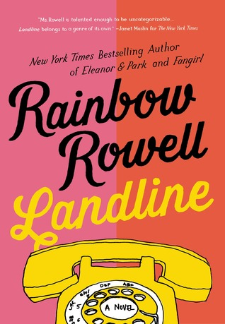 Landline by Rainbow Rowell - Paperback Edition - Book Cover