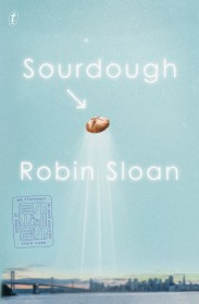 Sourdough by Robin Sloan - Book Cover