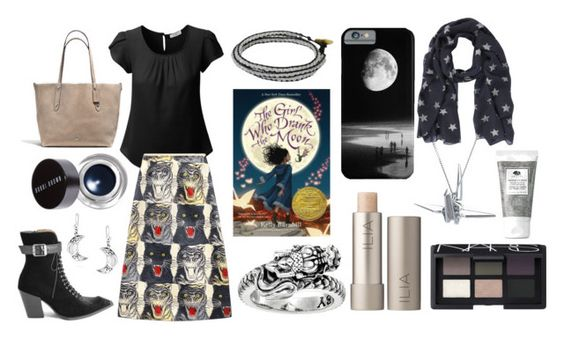 Bookish Outfits Lauren Busser