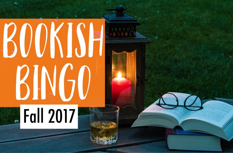 Fall 2017--Bookish Bingo