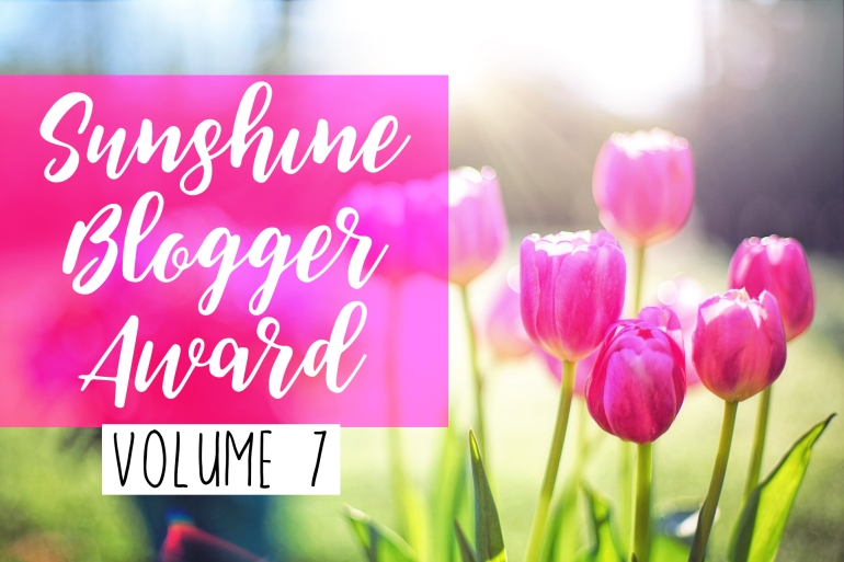 Sunshine Blogger 7