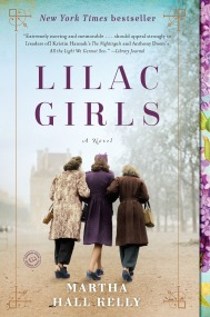 Book Cover - Lilac Girls by Martha Hall Kelly